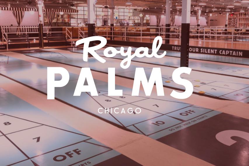 ROYAL PALMS SHUFFLEBOARD CHICAGO