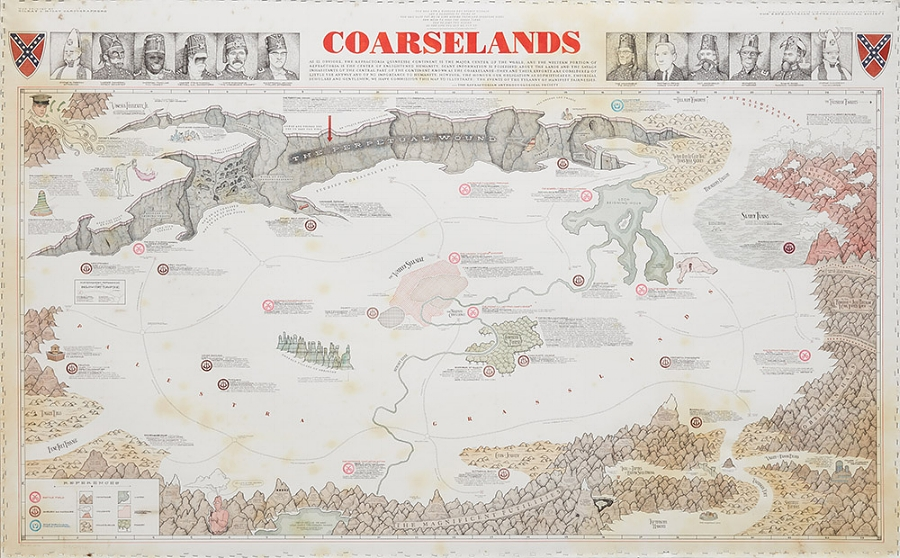 The Coarselands