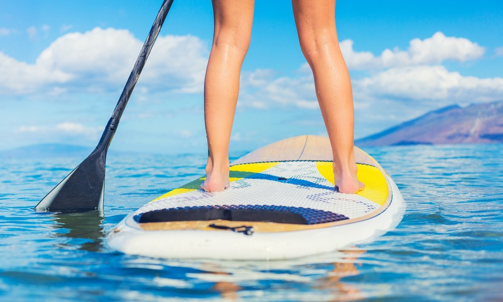 SUP / PADDLE BOARDS - Free Delivery to Coffee Pot Park, Northshore Park, Spa Beach, Maximo Park or a Custom Location (we'll message you to coordinate). Board, Paddle, PFD included. Leash available upon request.