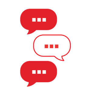 You'll then text back and forth with the Crisis Responder. You never have to share anything you don't want to.  The Crisis Responder will help you sort through your feelings by asking questions, empathizing, and actively listening.