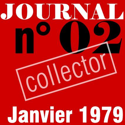 PREMIER SYNDICAT / JOURNAL N°02 - JANVIER 1979