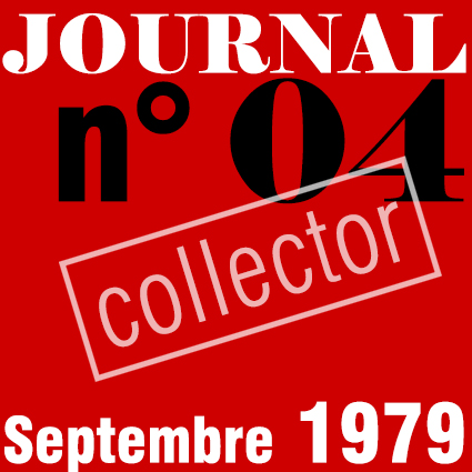 PREMIER SYNDICAT / JOURNAL N°04 - SEPTEMBRE 1979