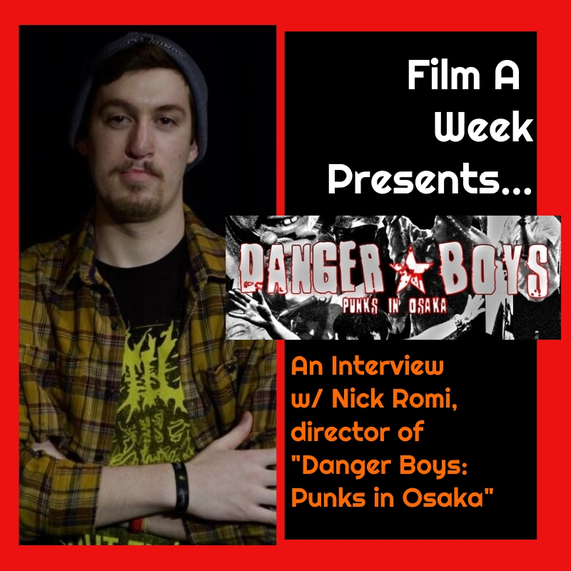 FAW Presents...An Interview w/ Nick Romi (Director of