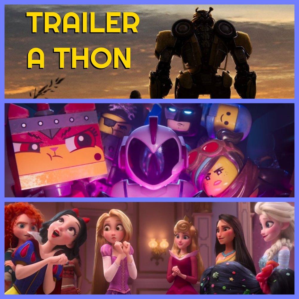 Trailer a thon: