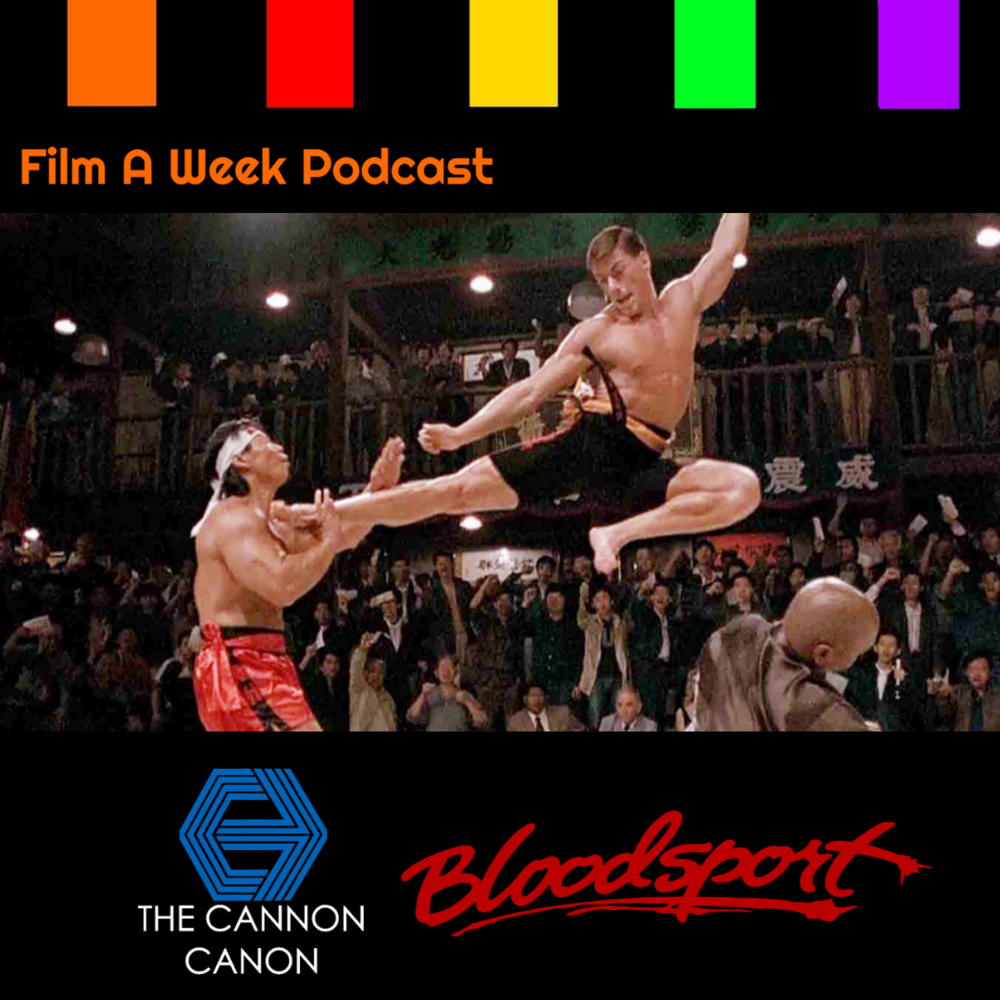 """ep. 111: the cannon canon - """"Bloodsport"""