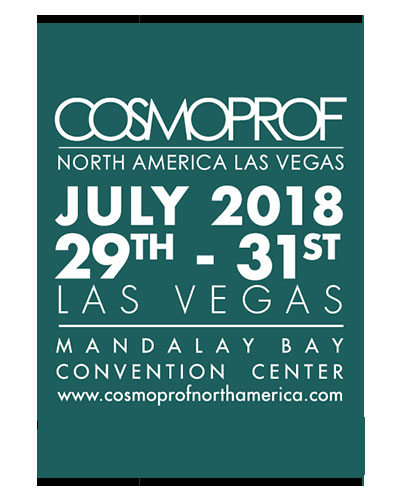 summer 2018 - Meet the Skogen Cosmetic team and see our next collection of products at Cosmoprof in Las Vegas 29-31 July