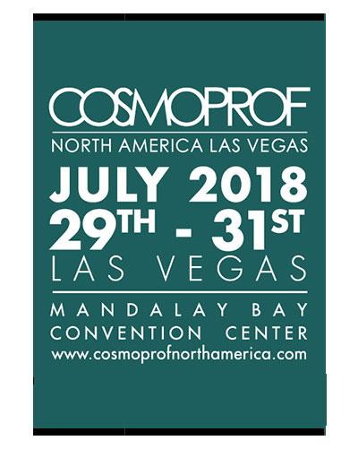 sOmmAr 2018 - Möt Skogen Cosmetics anställda och se vår nästa kollektion av produkter påCosmoprof i Las Vegas den 29-31 juli