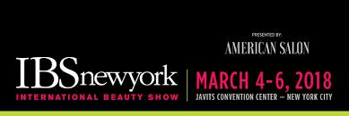 VÅR 2018 - Möt Skogen Cosmetics anställda och se vår nästa kollektion av produkter på International Beauty Show (IBS) i New York den 4-6 mars