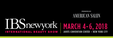 SPRING 2018 - Meet the Skogen Cosmetic team and see our next collection of products at International Beauty Show (IBS)in New York 4-6 March