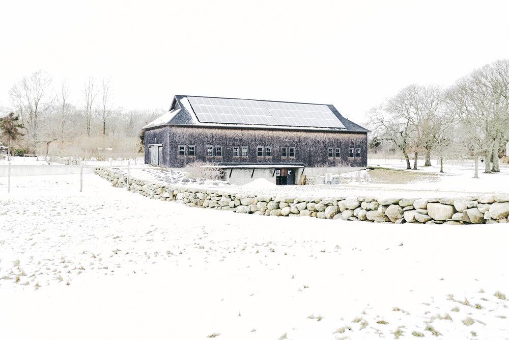 Historic Main Barn -