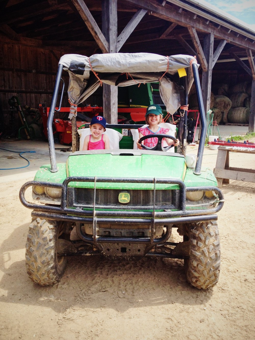Mondays @ 10am - Kids Farm ExperienceBring the whole family and experience a little something different each week. Climb a tractor, chase a chicken, sketch a drawing of a baby lamb. Who knows what's in store on kids day!10$ per person1 hour.No advance registration needed. Meet at farmstand.