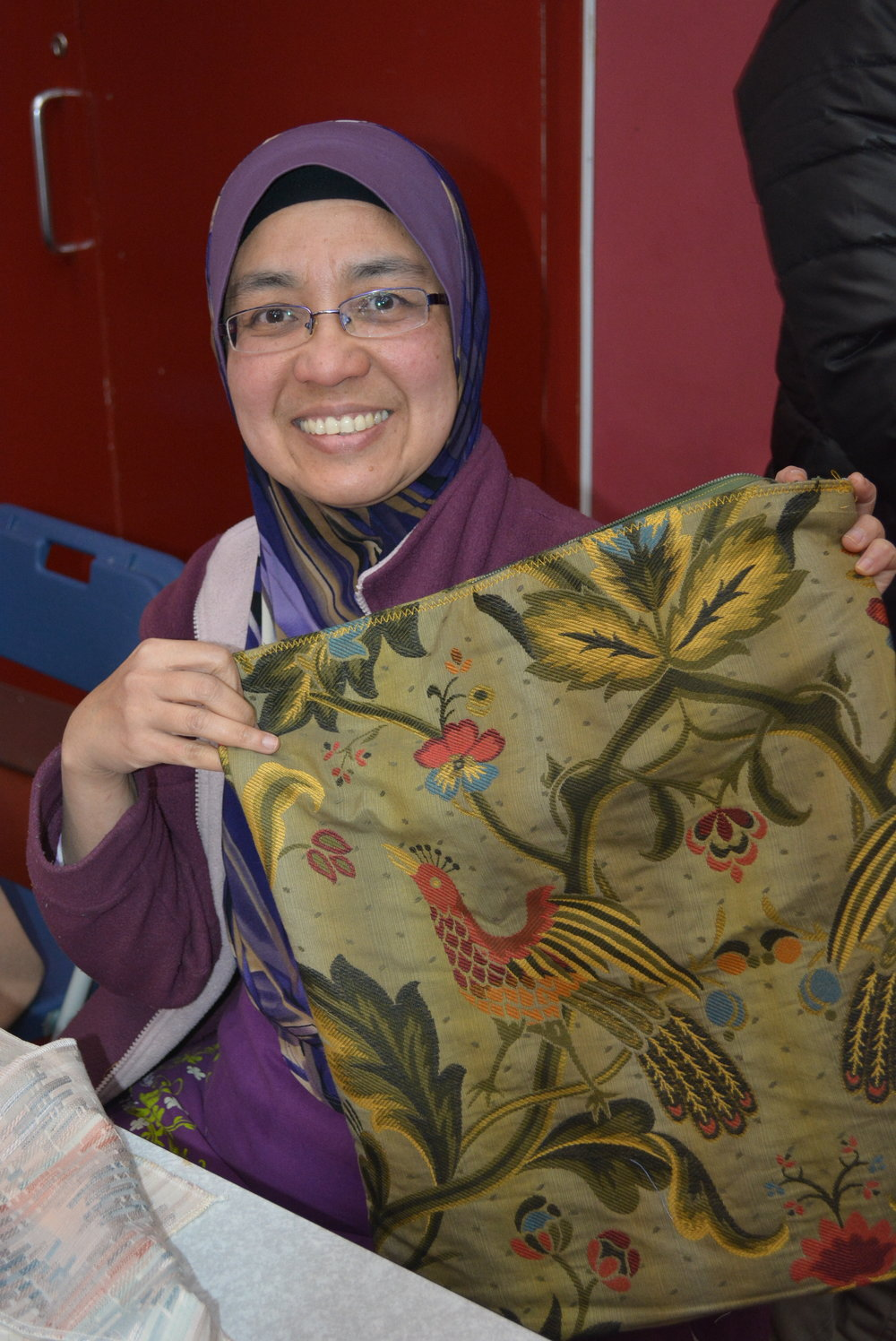 22 March, sewing workshop bird.JPG