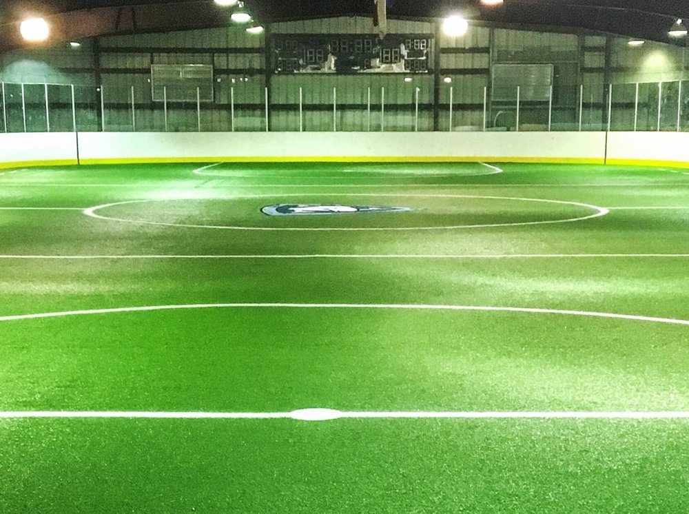 Commercial Sports Complex Turf using Perfect Turf