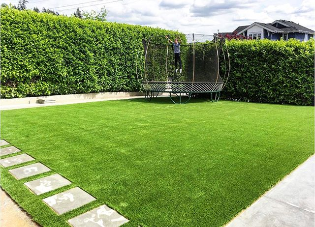 It's Earth Day, and we're proud to say we're eco-friendly! When you make the decision to install a Perfect Turf lawn, you're helping the environment! You'll never have to use pesticides or fertilizers to keep your lawn looking pristine and the ground water chemical-free. You'll be saving water 💦 because you'll never need it to keep the grass lush green; and, our products are made from recycled materials. It's a win all around. 🌏💙 . . Follow the link in our bio to request a quote today. . . . . . . . . . #earthday #earthday2018 #recycledproducts #earthfriendly #earthdayvr #earthdayvancouver #artificialgrass #yvr #perfectturf #artificiallawn #artificialgrass #perfectlawn #syntheticgrass #greengrassvancouver #beautifullawnvancouver #petturfvancouver #artificialgrassvancouver #artificialturfvancouver #greengrass #beutifullawns #greatlawnyvr #lawnenvy