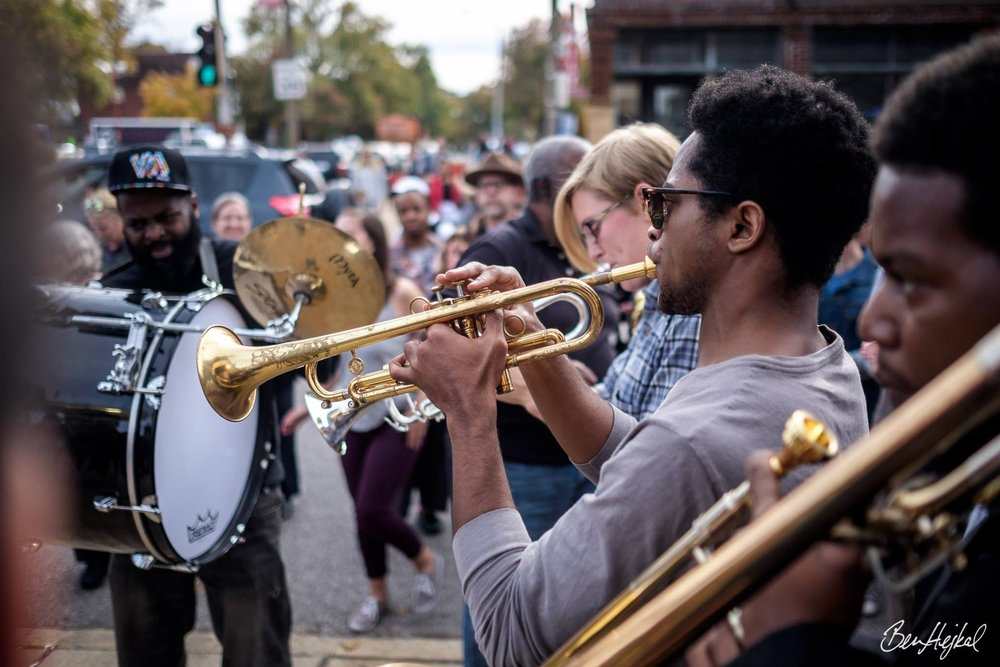 Cherokee Street Jazz Crawl - Saturday 9 November 2019 • Line-Up Info Coming Soon
