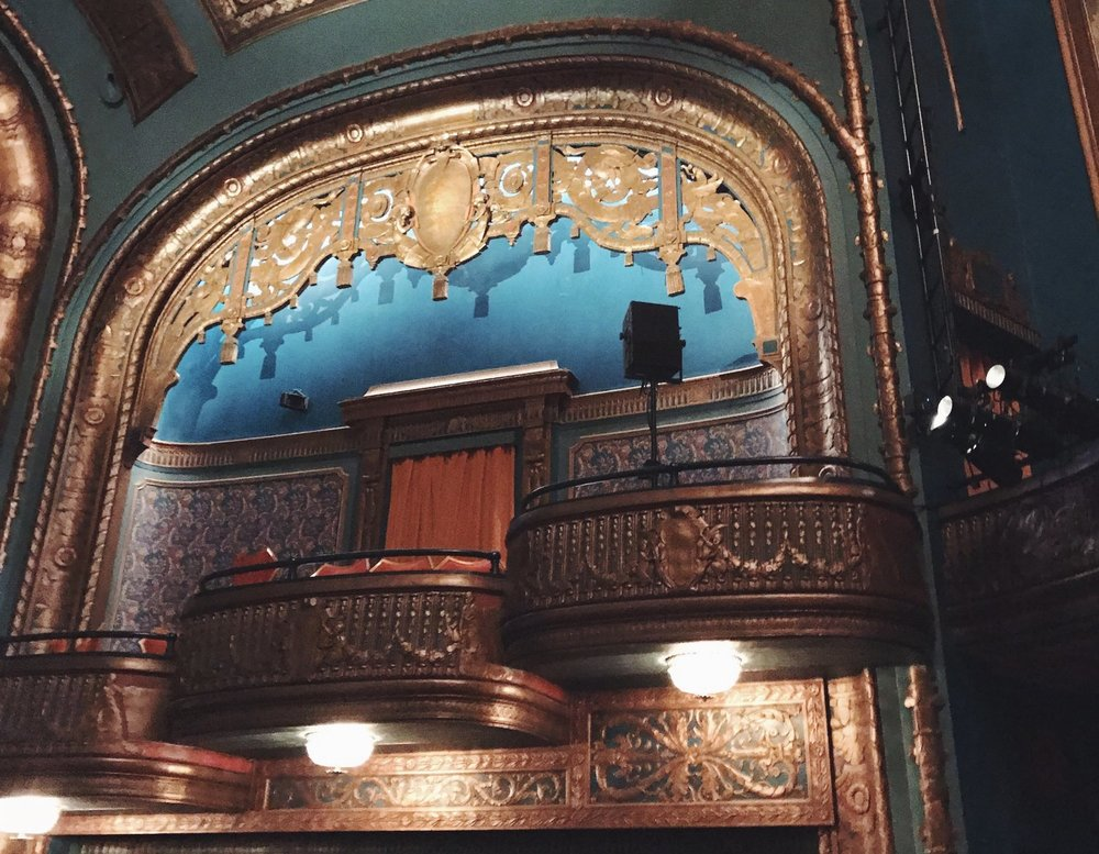 Curran Theater, San Francisco