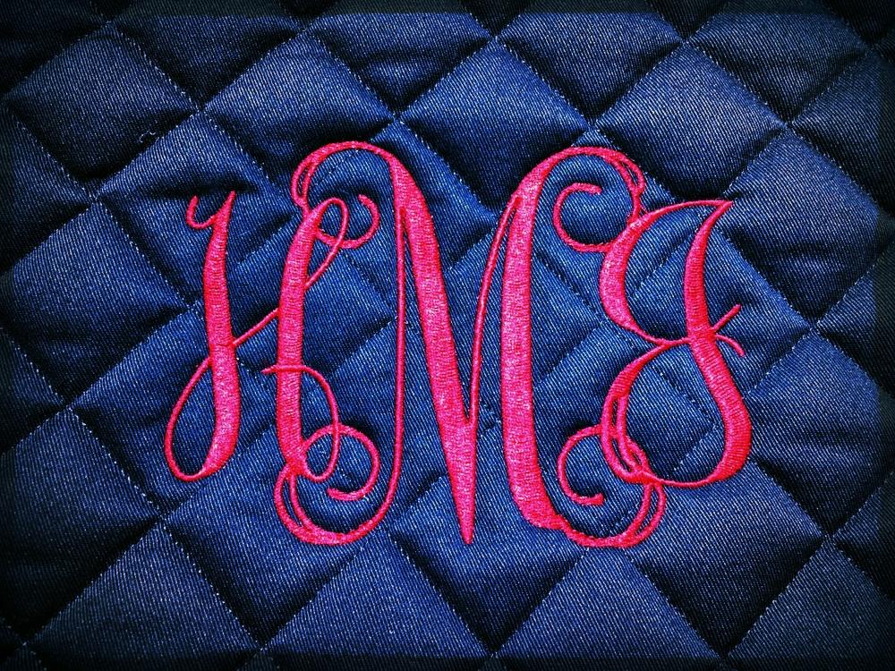 Custom Embroidery Jc Saddlery Online Store