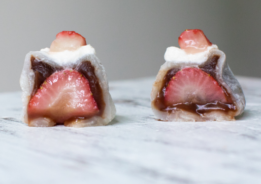 Making mochi is a labor of love, and its unique flavor and texture is a byproduct of that.