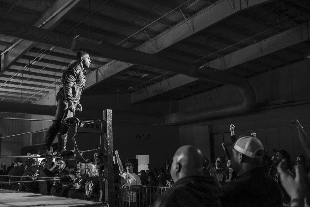 vs Shane Strickland, PWX iTV Championship Match (3/25/2018)