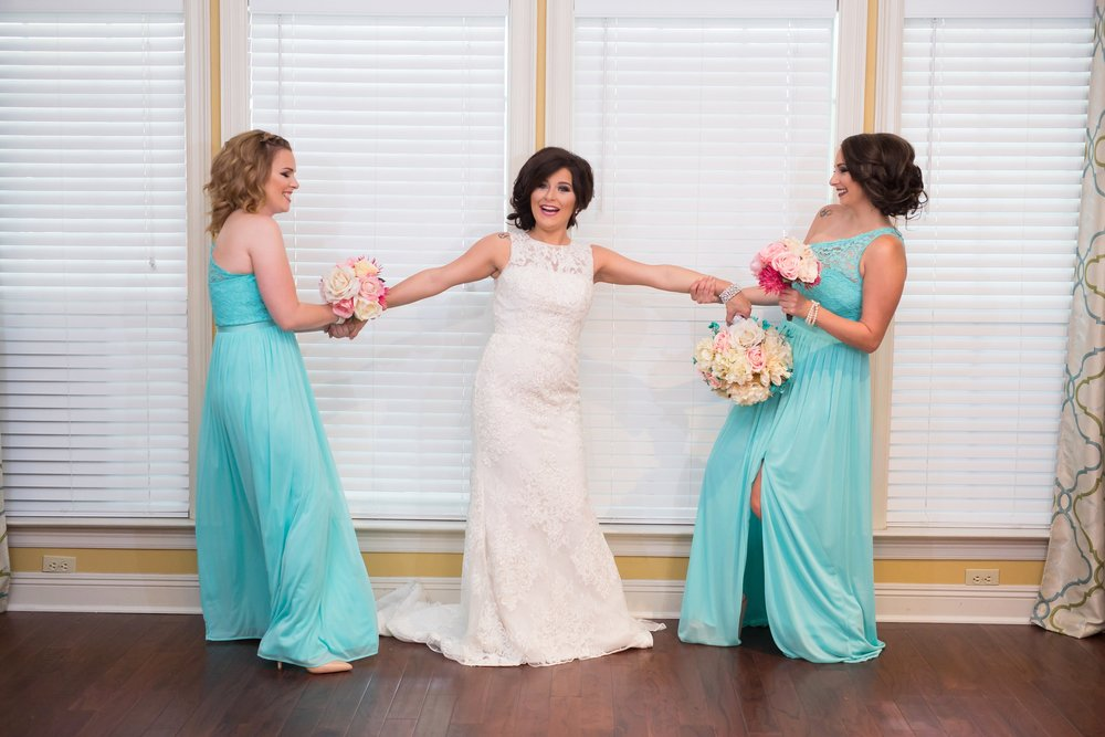 Stop, Let Us Help You On Your Wedding Day! -