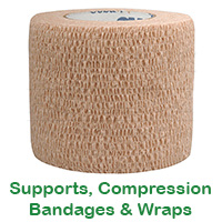 Supports, Compression Bandages & Wraps