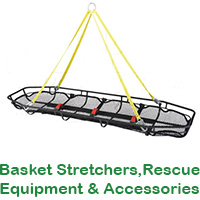 Basket Stretchers, Rescue Equipment & Accessories