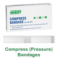 Compress (Pressure) Bandages