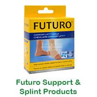 Futuro Support & Splint Products