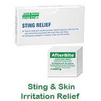 Sting & Skin Irritation Relief