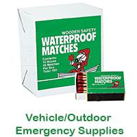 Vehicle/Outdoor Emergency Supplies