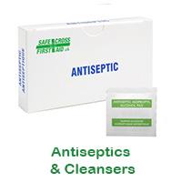 Antiseptics & Cleansers