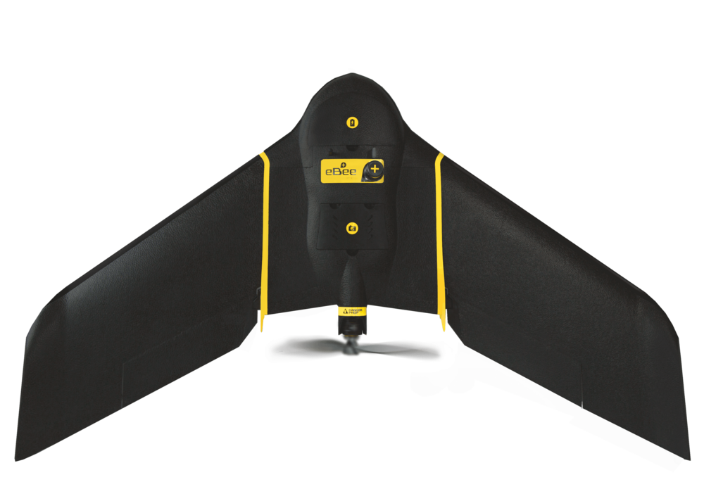 EBEE, Fixed wing UAV Newfoundland