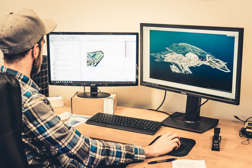 GIS and Remote Sensing Newfoundland