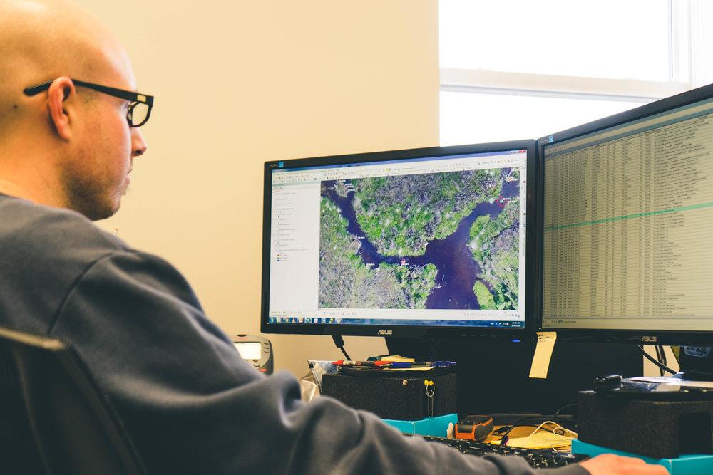 3D modelling, 3D analysis, Newfoundland spatial analysis