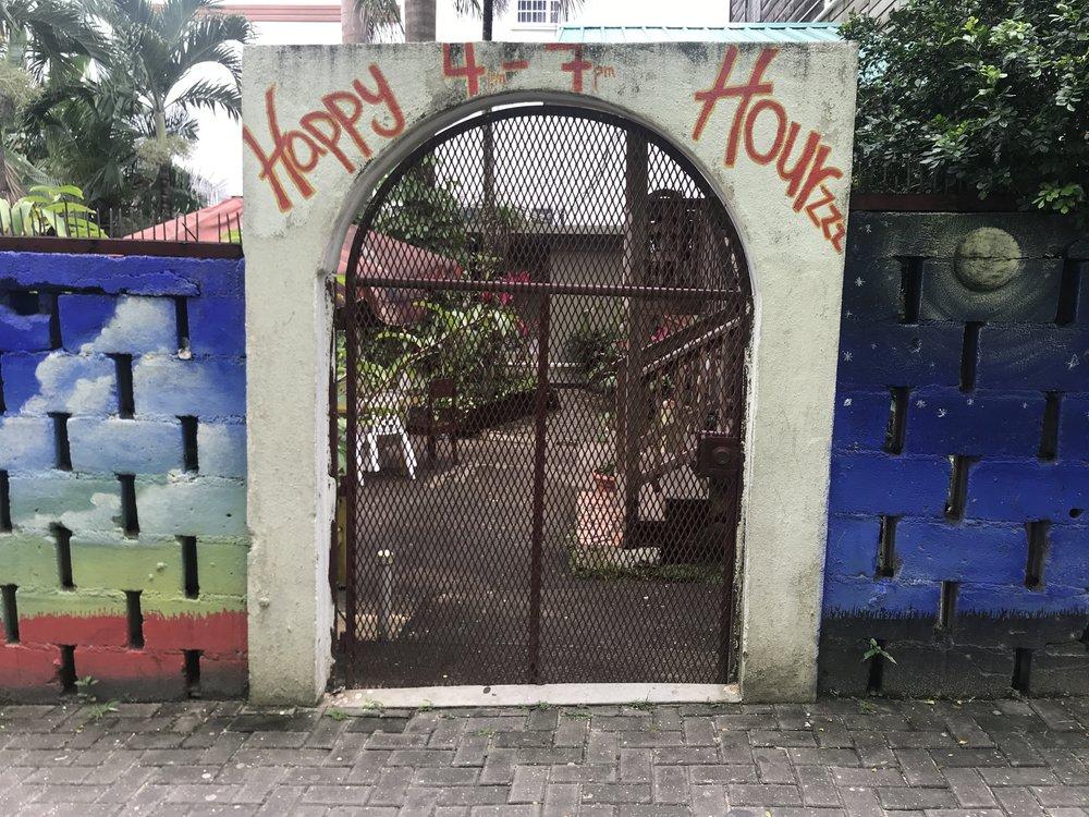 San Ignacio murals and street art