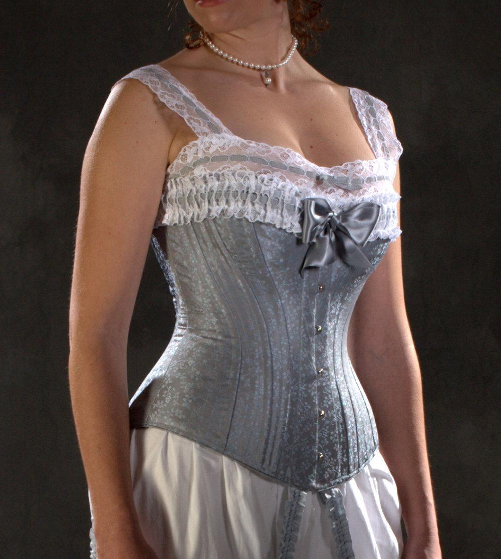 Period Corsets Victorian Alice flatlined.jpg