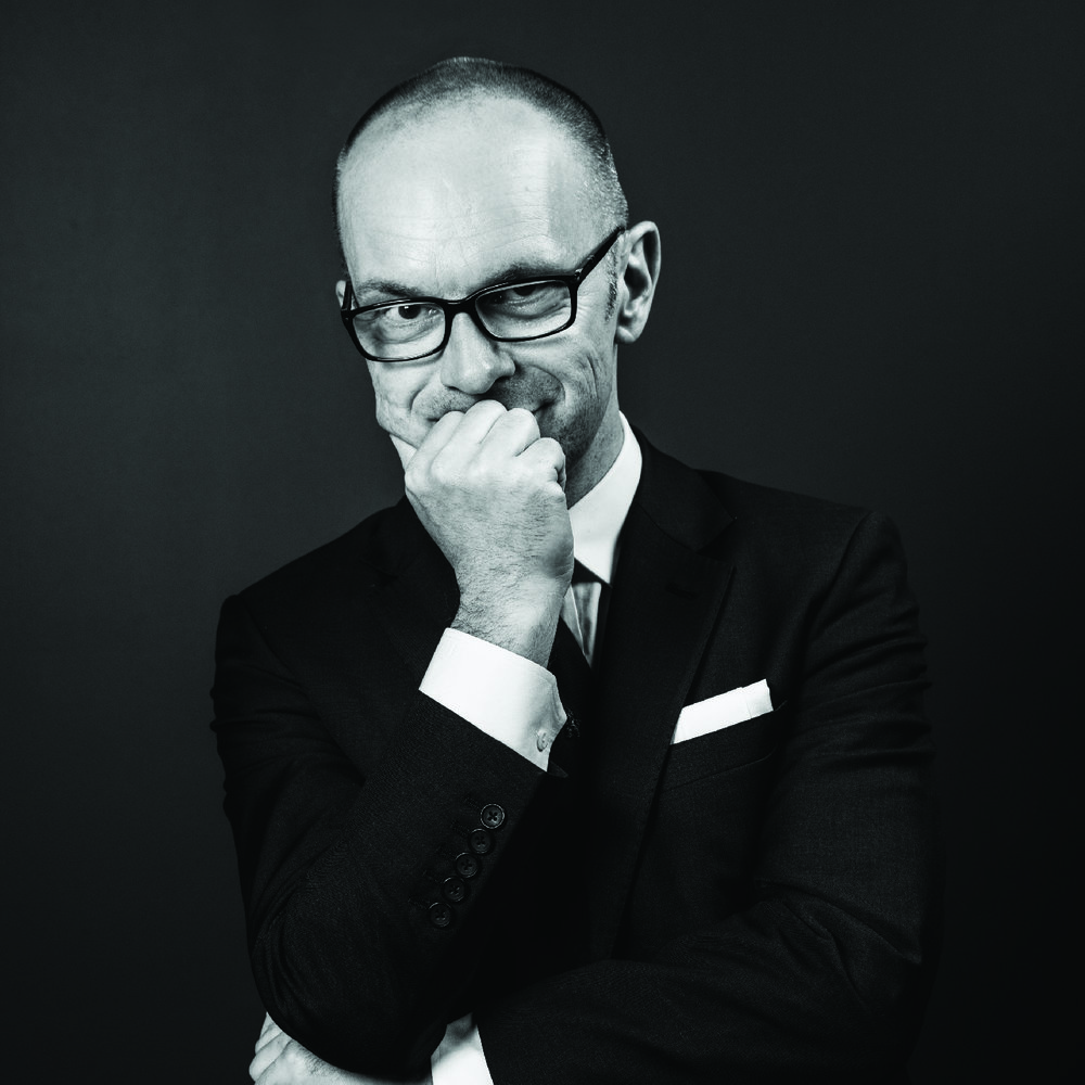 Master of Ceremonies  - Simon Collins , Founder, WeDesign