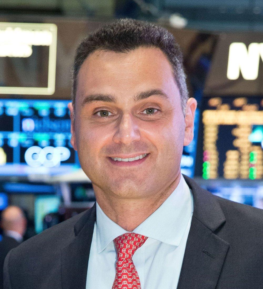 Alex Ibrahim,  Head of International Capital Markets, New York Stock Exchange