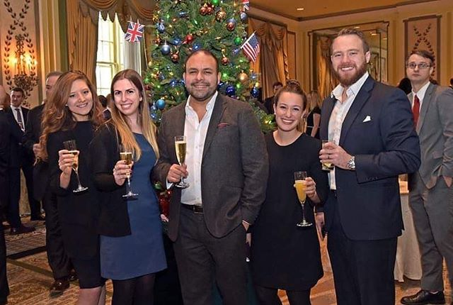 Enjoyed our Christmas Luncheon last year? Good news.. our Annual Holiday Luncheon is less than two months away! - Invite clients and colleagues for an afternoon of entertainment, prizes and merriment!  To register ➡️ link in bio ➡️ EVENTS  #business #events #holiday #lunch #events #noel #british #country #marketing #digital #online #party #community #nyc #london #sme #ceo #entrepreneur #sme #motivation #success #digitalmarketing #party