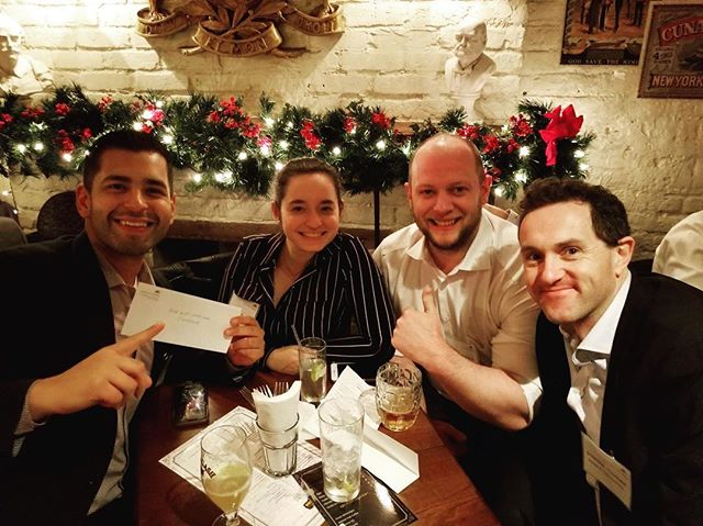 Our 2018 Fall pub quiz was a brain-fuelled success! Congrats to our winners @turnerandtownsend! • • • #business #exclusive #corporate #network #throwbackthursday #games #pubquiz #prize #marketing #online #socialmediamarketing #digitalmarketing #event #competition #eventprof #pub #quiz #networking #networkmarketing #networkingevent #transatlantic #investment #forex #trade #ceo #entrepeneur #smallbusiness