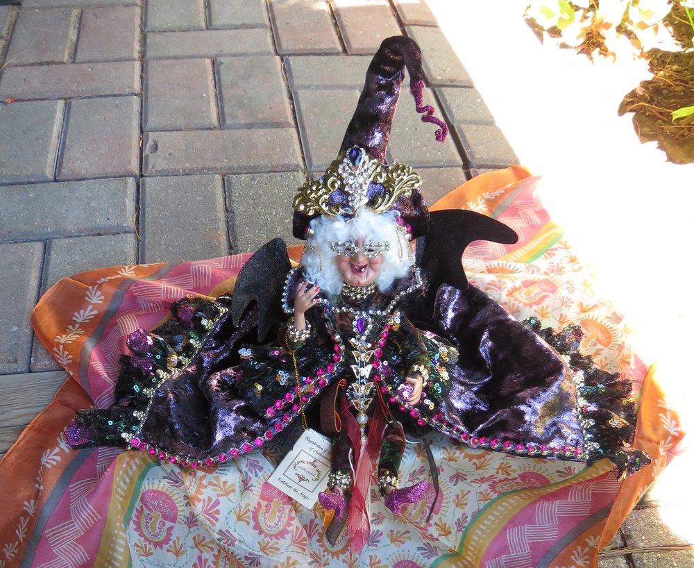Mark Roberts Queen of Halloween Witch - $99.95