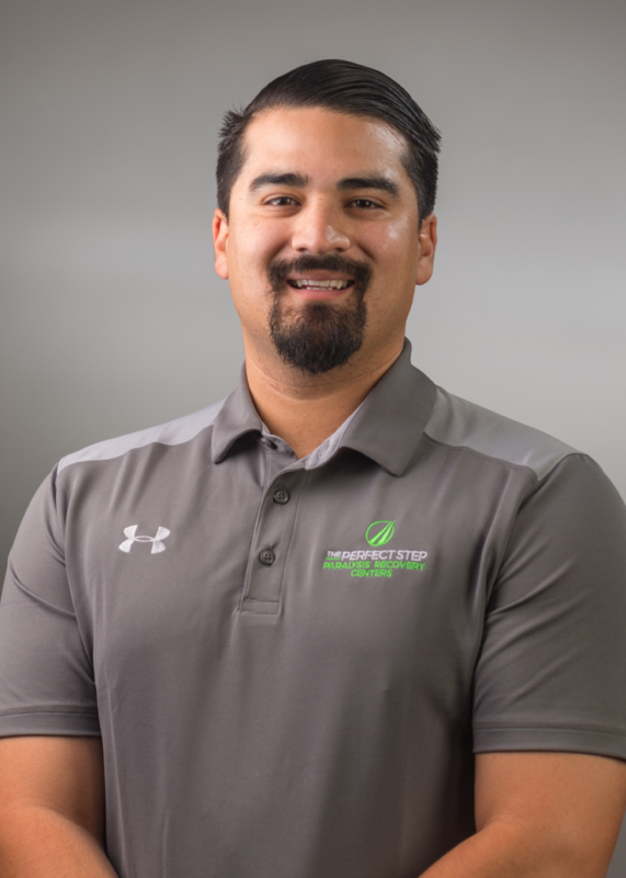 "Joshua Herrara - ""I want to be apart of providing more evidence backing the importance of exercise in all populations and the positive benefits it has.""Joshua Herrera started treating clients at TPS as a Paralysis Recovery Specialist in January 2018. Josh graduated from California State University San Bernardino with a Bachelors of Science in the field of Kinesiology. As a Level I Paralysis Recovery Specialist, Josh has a unique educational background that is also backed with education in CPR, AED, Total Body Board and Interactive Metronome. Josh's mentality and philosophy towards training has evolved over his time of working in the field and he has a strong belief in The Perfect Step program. He believes that a consistent workout regiment accompanied with TPS's methodology can have positive effects on the client. By keeping clients active he believes that clients will increase daily living activities and reduce secondary complications.Josh aspires to help his clients reach their short and long-term goals and would like to pioneer different studies and provide more evidence to the benefits of exercise for all types of populations. Josh is helping the TPS facility make a big splash now and well into the future."