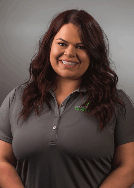"""Nicole Pires - """"I love my job and the people I work with and I hope that shines through every time I step into the building.""""Nicole became a member of the TPS team in 2016 shortly after getting her Bachelor of Science in Kinesiology from Cal State Monterey Bay. Nicole is presently a Level II Recovery Specialist for TPS and has other certifications in CPT, SCI, Total Body Board, and Interactive Metronome. With now over 2 years of experience of working with those with paralysis, she has gained exposure to clients who suffer from SCI, MS, Cerebral Palsy, TBI, Stroke, and Parkinson's. Nicole's approach towards her training is that she believes a sense of positivity and a hard-working attitude is key in recovery.Positivity not only inspires but motivates individuals to push themselves to a whole new level. Nicole also believes that having a supportive community is pivotal in both a physical and emotional recovery. With an open mind and a student of the game mentality, Nicole aspires to gain as much knowledge as possible within the field, as she believes knowledge is power. She intends to continue to work hard to set an example to all people living with paralysis, so that they can do more than they ever imagined.She feels that the best way that she can do this is by providing a place and platform where her clients can come and feel accomplished by chasing their dreams and attaining their short and long-term goals. Aside from her commitment to TPS, Nicole loves going to the river, bowling, going to concerts, watching sports, and playing softball."""
