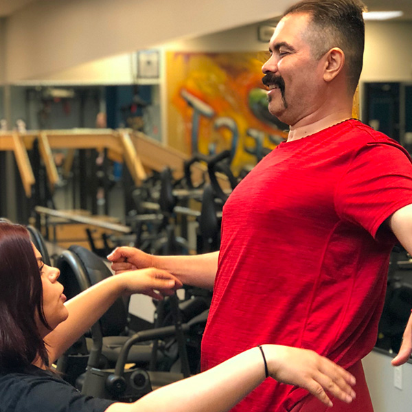"""""""Since being at TPS I have gained confidence back in myself. It doesn't bother me anymore what people say, think, or judge me for, I am happy with who I am."""" - – Daniel Landeros"""