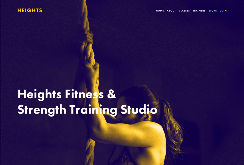 Great Squarespace Templates for Yoga Studios Heights.png