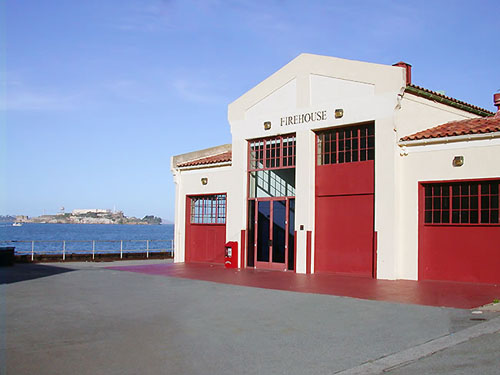 Fort Mason - Firehouse