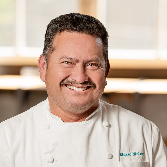 Mario Molina - Production Chef