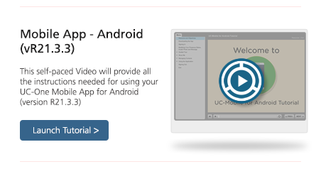 Video Communicator Android