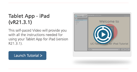 Video Communicator iPad