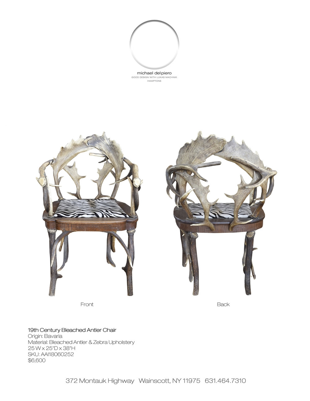 AAI18060252 19th Century Bleached Antler Chair.jpg
